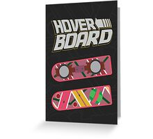 Hoverboard Greeting Card
