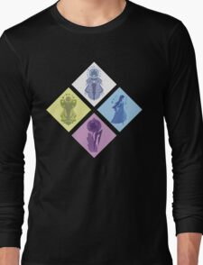 Order of the Diamonds SU Long Sleeve T-Shirt