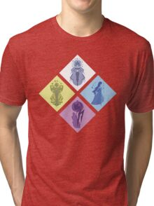 Order of the Diamonds SU Tri-blend T-Shirt