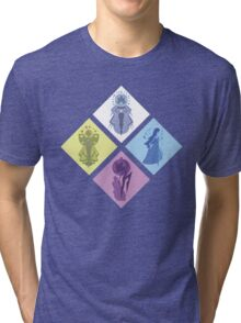 Order of the Diamonds SU Tri-blend T-Shirt