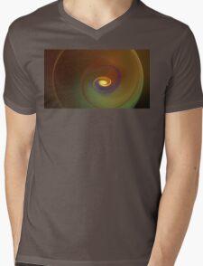 Gravitational Orb Mens V-Neck T-Shirt