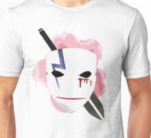 Darker Than A Cherry Blossom Unisex T-Shirt