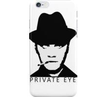 Private Eye - Alkaline Trio iPhone Case/Skin