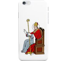 ST. BERNWARD OF HILDESHEIM iPhone Case/Skin
