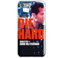 DIE HARD 2 iPhone Case/Skin