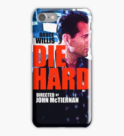 DIE HARD 2 iPhone Case/Skin