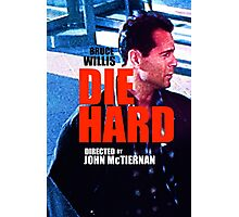 DIE HARD 2 Photographic Print