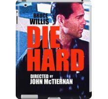 DIE HARD 2 iPad Case/Skin