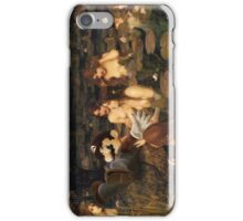 Mario Nymphea iPhone Case/Skin