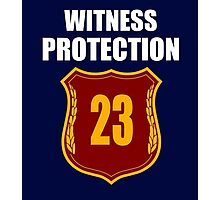 """""""Witness"""" Protection Inverse - We are all witnessnes Photographic Print"""