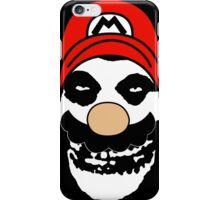 Misfit Mario iPhone Case/Skin