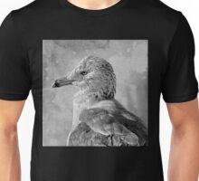 Seagull Portrait Unisex T-Shirt