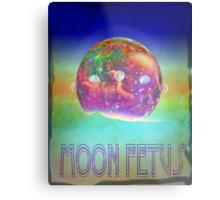 The Gentlemen Broncos Movie - Moon Fetus Metal Print