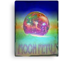 The Gentlemen Broncos Movie - Moon Fetus Canvas Print