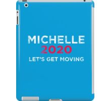 Michelle 2020 Distressed  iPad Case/Skin