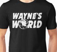 Wayne's World Logo Unisex T-Shirt
