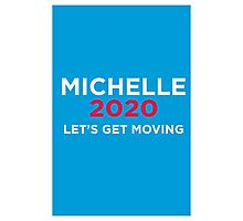 Michelle 2020 Photographic Print