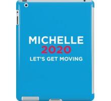 Michelle 2020 iPad Case/Skin