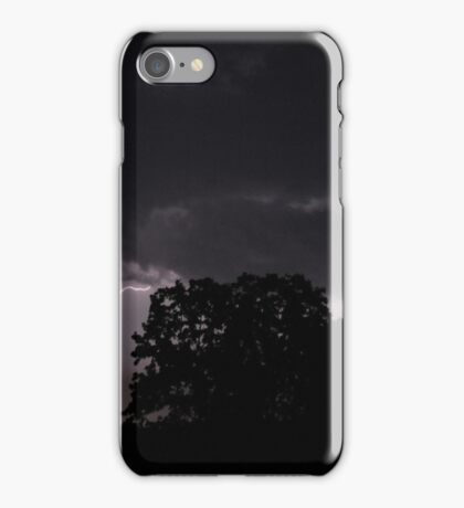 God's Awesome Light Show iPhone Case/Skin