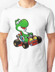 Yoshi karting Unisex T-Shirt
