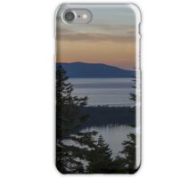 Dusk at Angora Lookout iPhone Case/Skin