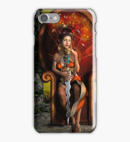 The mystic iPhone Case/Skin