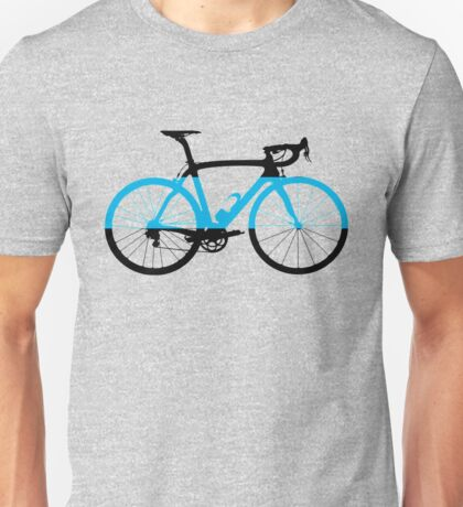 Bike Team Sky (Big) Unisex T-Shirt