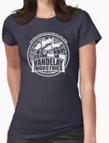 VANDELAY INDUSTRIES Seinfeld TEE George Latex Comedy Show Good Womens Fitted T-Shirt