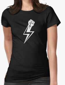 We Have the Power Womens Fitted T-Shirt