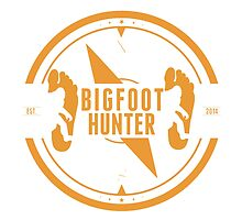 Orange Bigfoot Hunter by kwg2200
