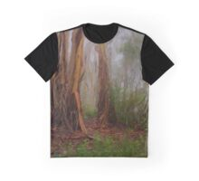 Byways are My Ways  - Mount Wilson  NSW - The HDR Experience Graphic T-Shirt