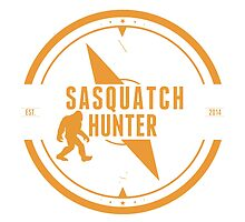 Orange Sasquatch Hunter by kwg2200