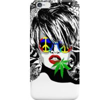 Mary Jane Goes Pop iPhone Case/Skin