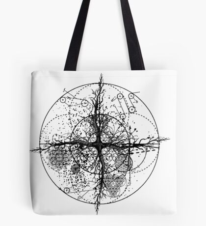 the root of all Tote Bag