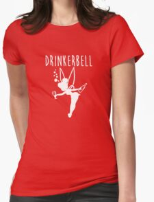 drinkerbell Womens Fitted T-Shirt