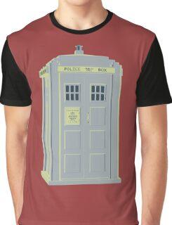 MY MASTERS TARDIS 1 Graphic T-Shirt