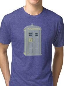 MY MASTERS TARDIS 1 Tri-blend T-Shirt