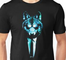 Super Chill Ice Wolf Unisex T-Shirt