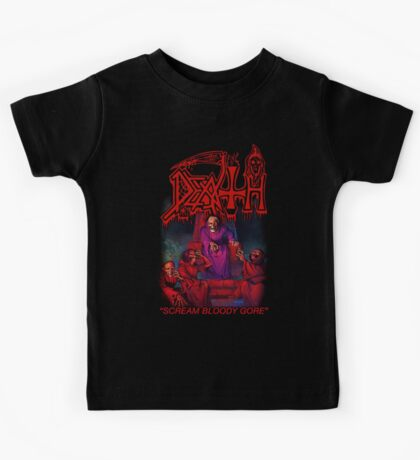 Death SBG Kids Tee