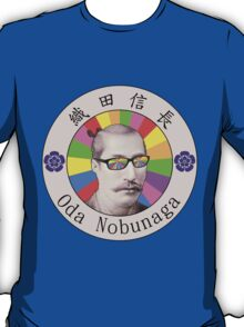 The Japanese Warlord Oda Nobunaga T-Shirt