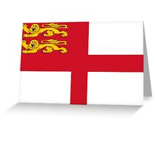 Sark Flag Greeting Card