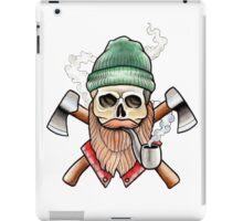 Death Pipe iPad Case/Skin