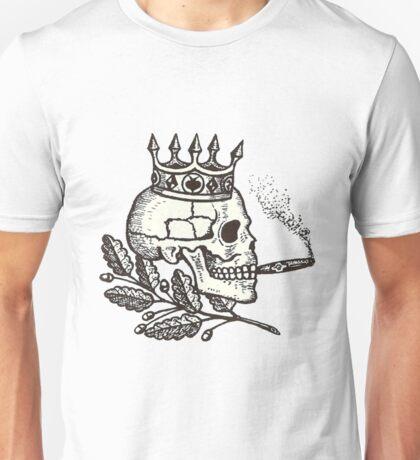 Russian Skull Unisex T-Shirt