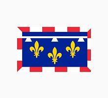 Centre Val De Loire Flag Unisex T-Shirt