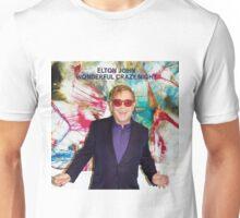 ELTON JOHN - WONDERFUL CRAZY NIGHT Unisex T-Shirt