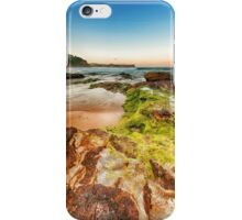 Warriewood Beach iPhone Case/Skin