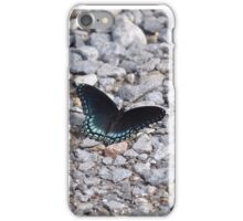 """Butterflies and Gravel"" iPhone Case/Skin"