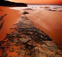 Turimetta Beach by Calelli