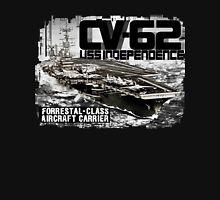Aircraft carrier Independence Unisex T-Shirt