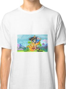 Adventure Time - Time for Fun Classic T-Shirt